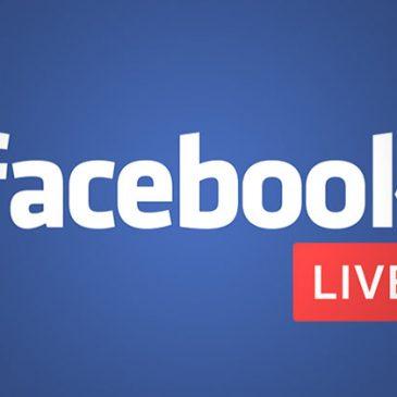 Istentiszteletek csak a Facebook Live-on!